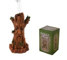 Lisa Parker Range Incense Cone burner - Tree Man