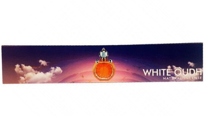 New Moon - White Oudh Incense