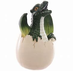 Dragon in Egg Incense Cone Burners
