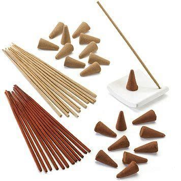 Avaliable in Incense stick and cones