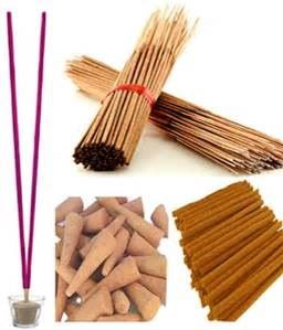 Natural Incense Sticks, Cones and Dhoop