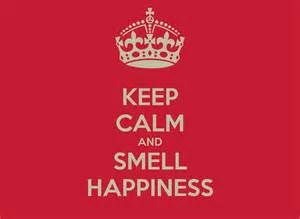 K C and smell happiness