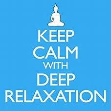 KC and deep relaxation