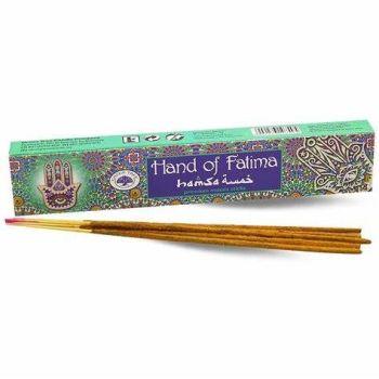 Green Tree - Hand of Fatima Incense - Sticks