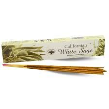 Green Tree - Californian White Sage Incense