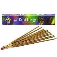 Green Tree - Reiki Energy Incense - Sticks