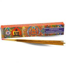 Green Tree - Vajrayana Buddhist Tantra Incense