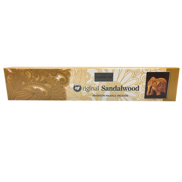 Nandita Original ~ Sandalwood Incense
