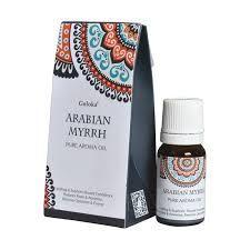 Goloka ~ Myrrh Oil