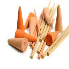 cones and sticks