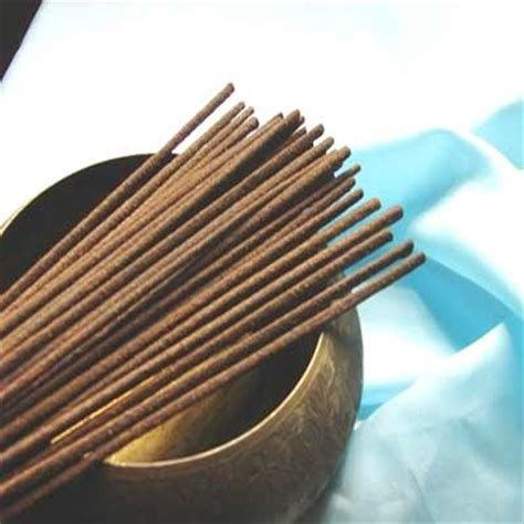 incense on a bowl