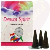 Green Tree - Dream Spirit Incense -CONES