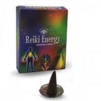 Green Tree - Reiki Energy Incense – CONES