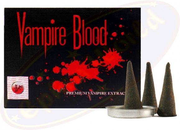 Nandita - Vampire Blood Incense -CONES