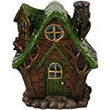 Lisa Parker Fairy Homes  CONE BURNER  - Woody Lodge