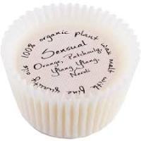 Cupcake shaped Org Wax Melt/Sensual