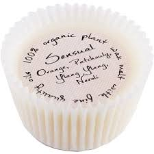 New Product - Cupcake shaped Org Wax Melt/Sensual