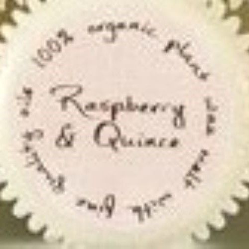 New Product - Cupcake shaped Org Wax Melt/Raspberry & Quince
