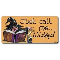 Fridge Magnets - WP - 07 - Where there's a witch . . .