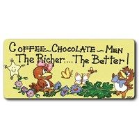 211Coffee . . . Chocolate . . .