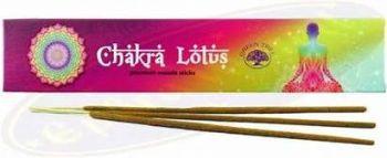 Green Tree - Chakra Lotus Incense - Sticks