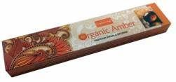 Nandita Organic ~ Amber Incense Sticks