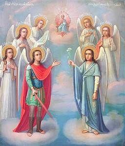 7 angels saints