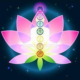 2 - chakra lotus