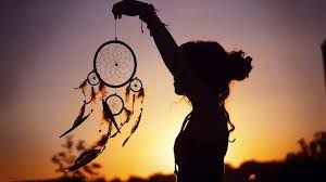Dream Catcher in evening