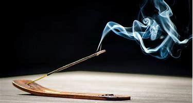 incense on a stick