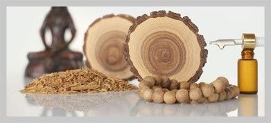 various sandalwood