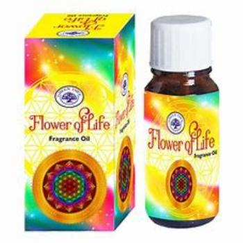 GT Flower of Life oil