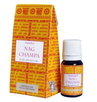 Goloka Nag Champa Oil