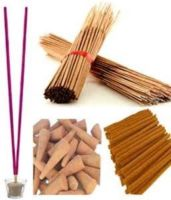 different forms of incense