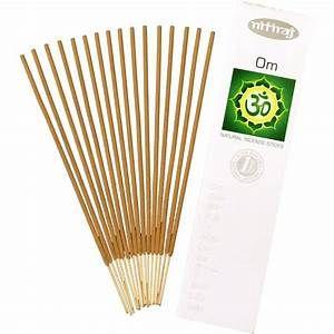 Bombay Incense  - Nitiraj Platinum OM Incense