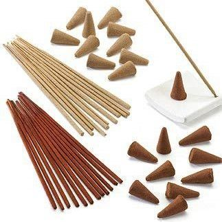 incense selection