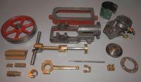 PART MACHINED STUART TURNER MODELS No.10h LIVE STEAM STATIONARY ENGINE PROJECT