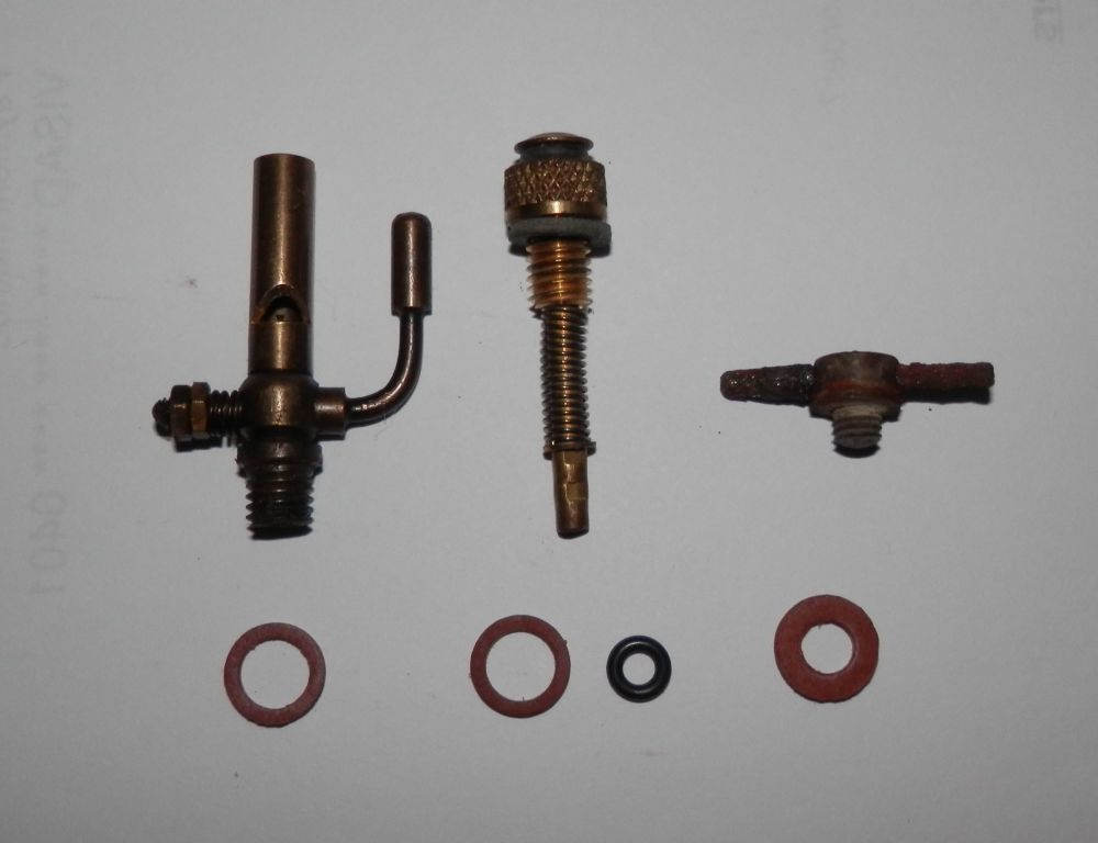 MAMOD TE1a SR1a etc LIVE STEAM ENGINE WASHER REPLACEMENT SET