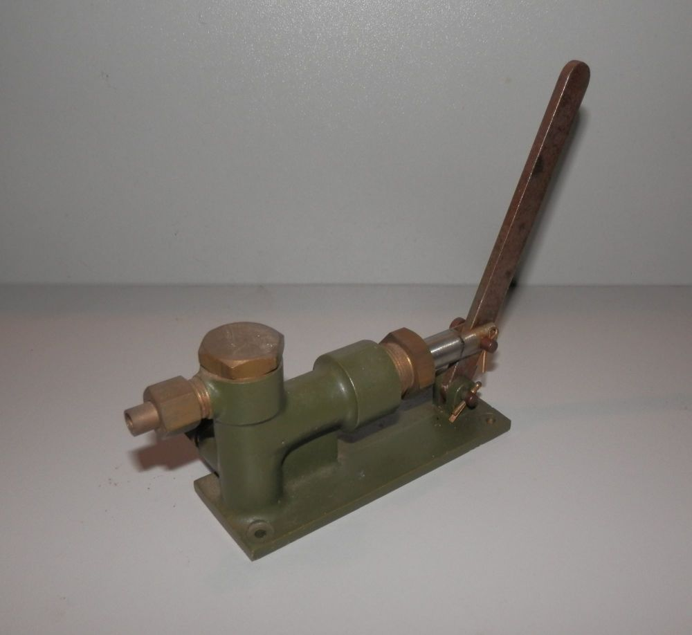 STUART TURNER LIVE STEAM ENGINE LARGE BOILER FEED PUMP