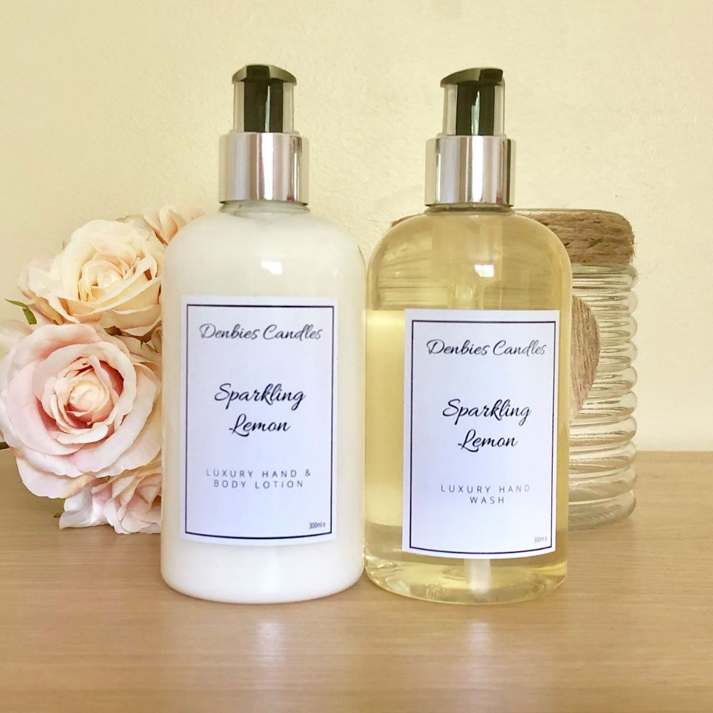 Liquid Hand Wash & Lotions