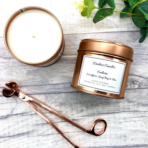 Enliven Essential Oil Candle