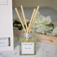 Clean Cotton Luxury Reed Diffuser