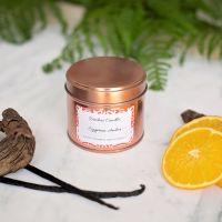 Egyptian Amber Candle Tin