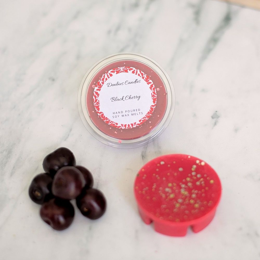 Black Cherry Segment Pot
