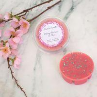 Cherry Blossom & Plum Segment Pot