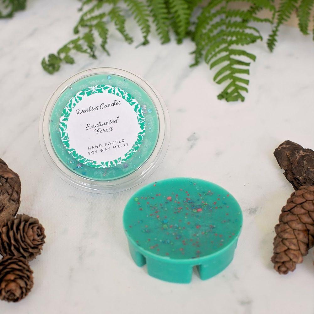 Enchanted Forest Segment Pot