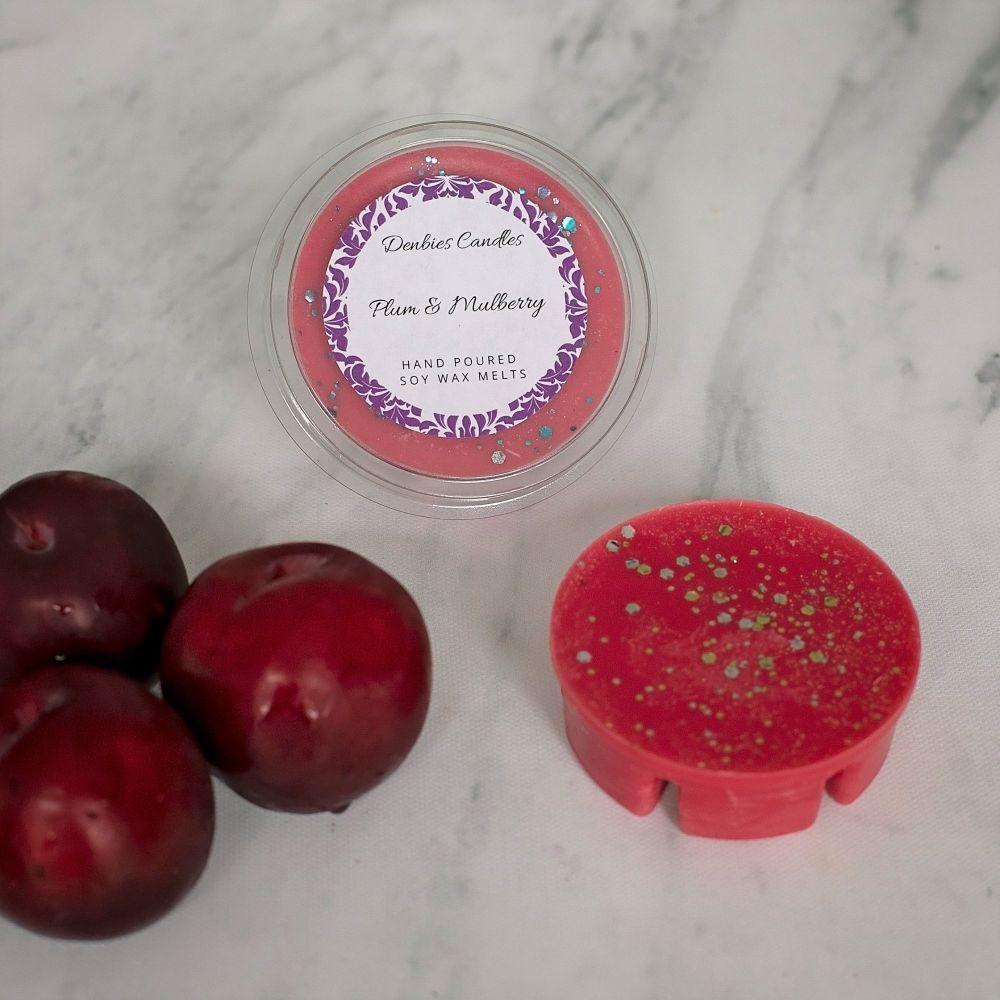 Plum & Mulberry Segment Pot
