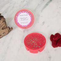 Raspberry & Sandalwood Segment Pot