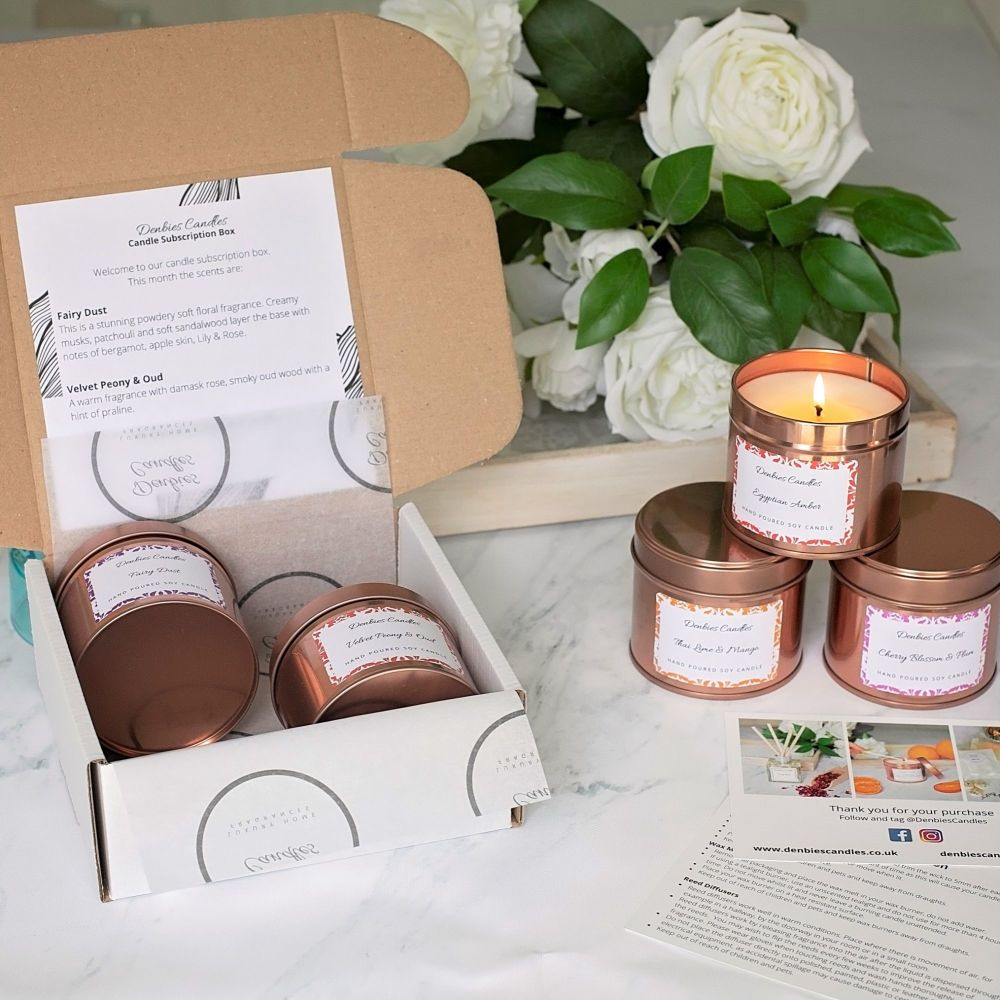 Candle Gift Subscription