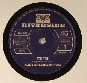 Mongo Santamaria Orchestra - Yeh Yeh / Get The Money - BGPS050